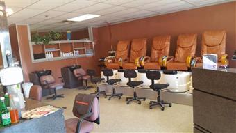 Tim 39 s hair and nail salon in fayetteville ar vagaro for 777 nail salon fayetteville nc